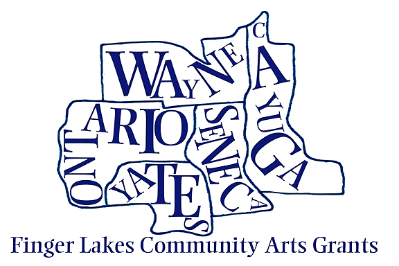 Sponsored by Finger Lakes Community Arts Grants